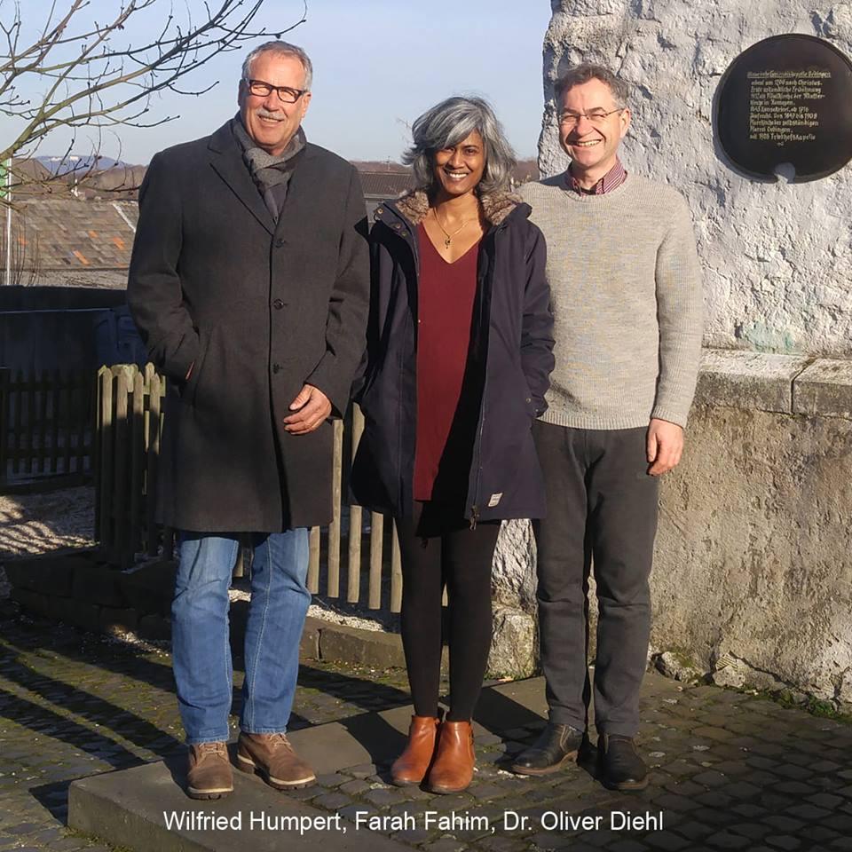 FBL nominiert Farah Fahim in Oedingen als Ortsvorsteherkandidatin