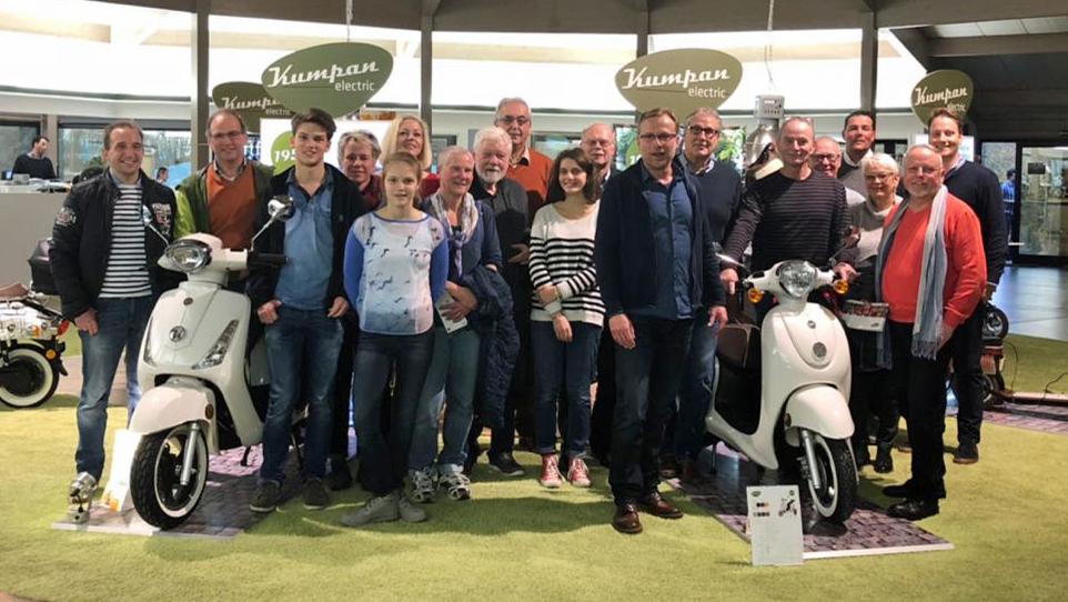 FBL Remagen besuchte Firma e-bility im Gewerbepark Remagen