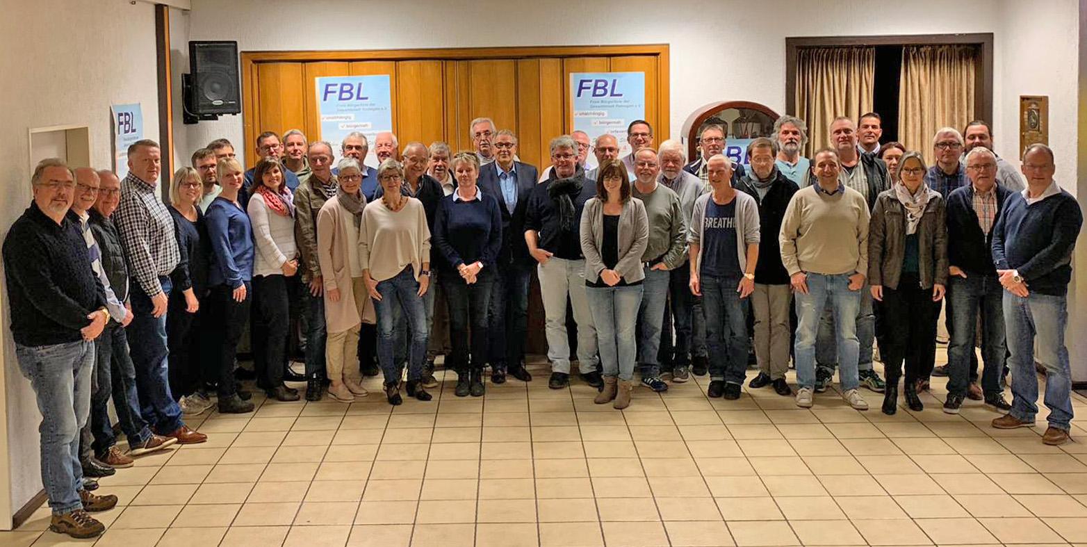 FBL Mitgliederversammlung