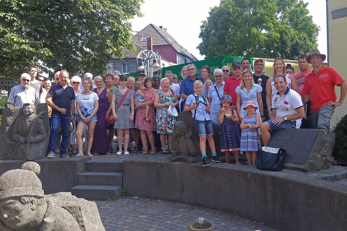 FBL Remagen und eine interessante Stadtführung