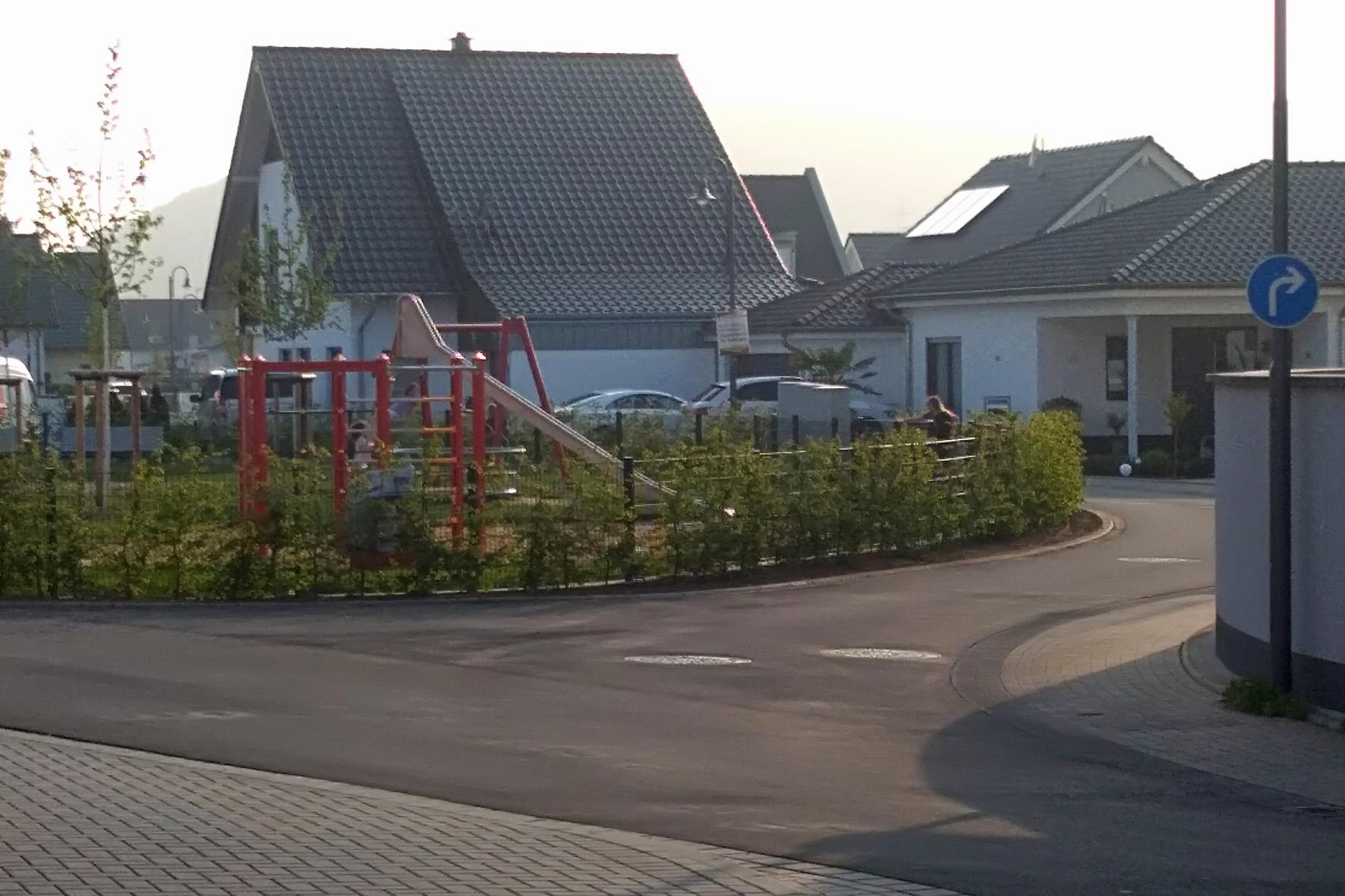 Freie Bürgerliste Remagen, Ortsgruppe Kripp – Der fließende Verkehr als Gefahrenquelle in Kripp