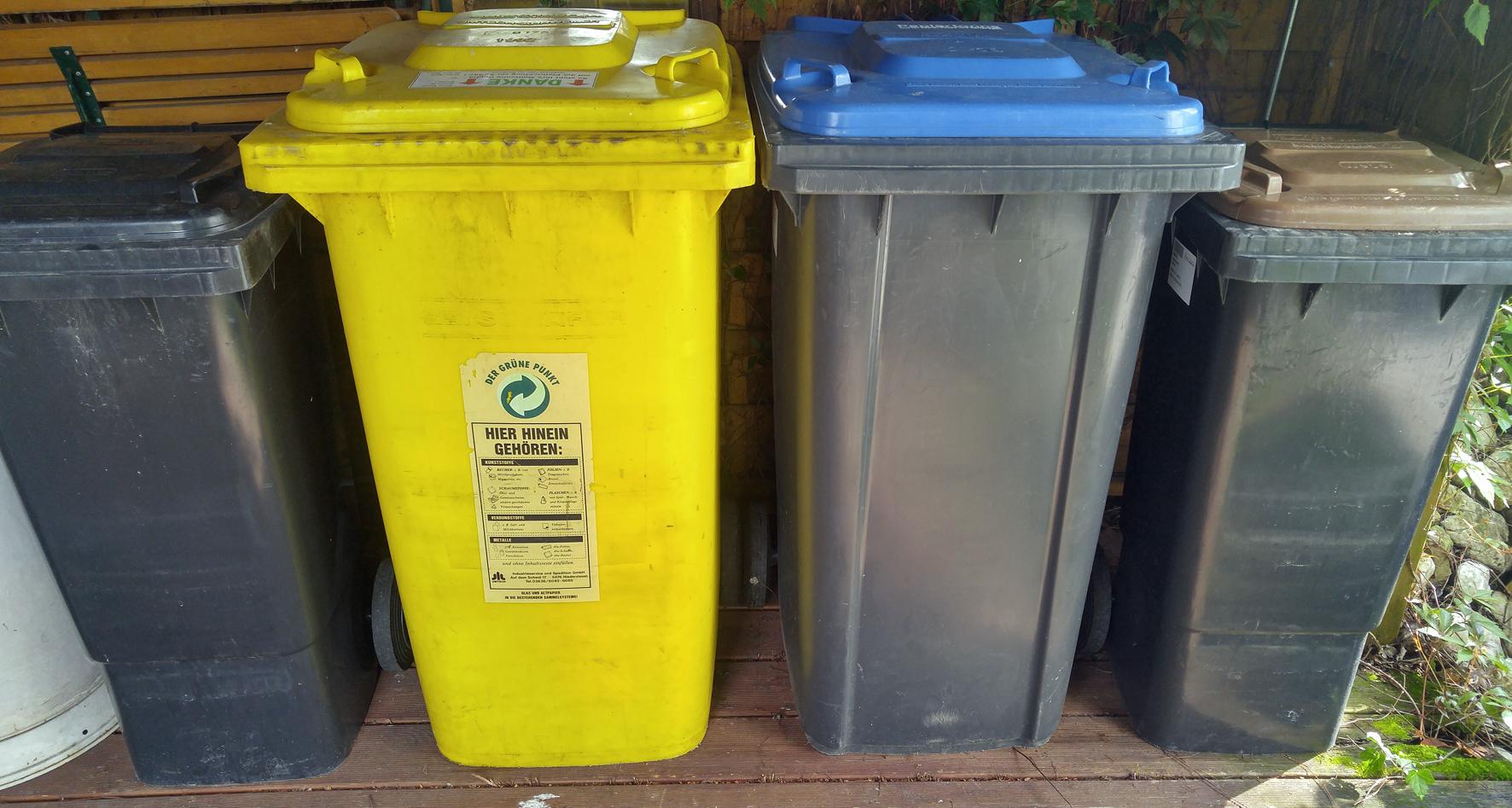 1 Jahr neues Müllkonzept im Kreis Ahrweiler – Restmüllmenge hat sich deutlich verringert