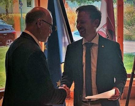 Rainer Doemen erneut zum Beigeordneten gewählt
