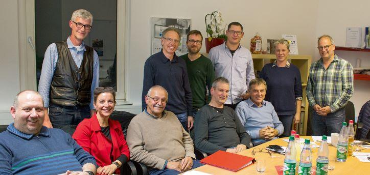 Sinziger Wasserbüffelprojekt – FBL Ortsgruppe Kripp stellt Fragen an die SGD Nord in Koblenz