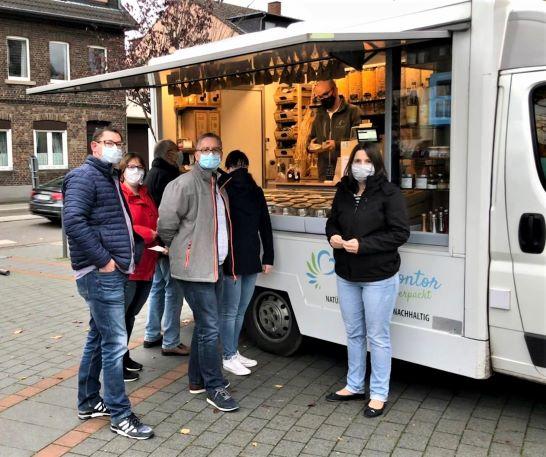FBL Kripp: Mobile Warenangebote für Kripp in Augenschein genommen